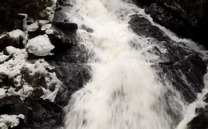водопад Молочный